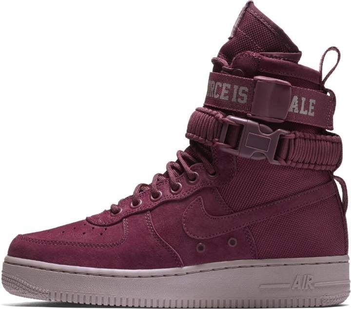 Nike Fuerza Air Force 1 Sf Fuerza Nike Es Hembra Zapato De Las Mujeres Zapatos De Pinterest 91fcef