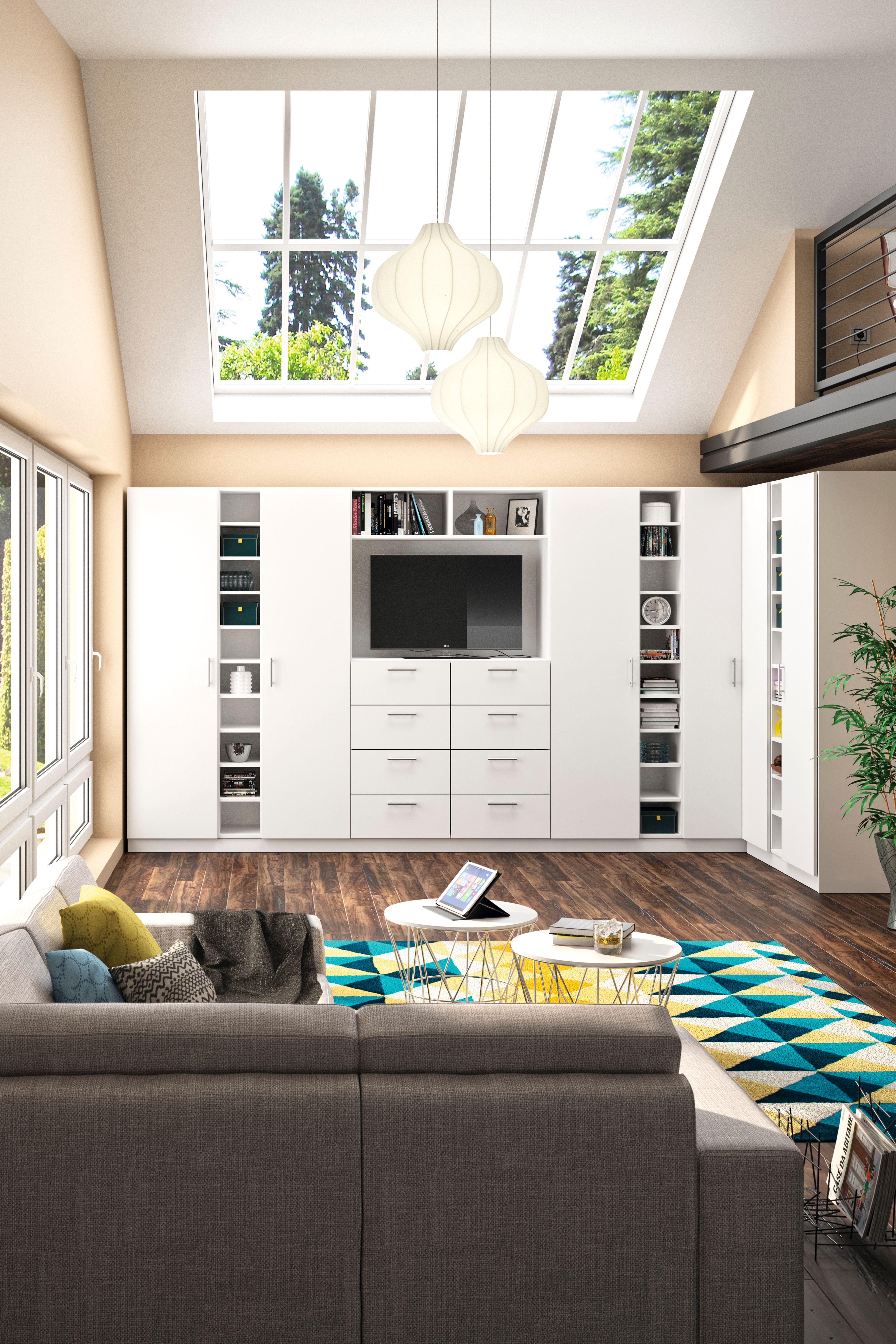 Individuelle Tv Wande Fur Dein Wohnzimmer Wohnzimmer Mobel Nach Mass Wohnzimmer Tv