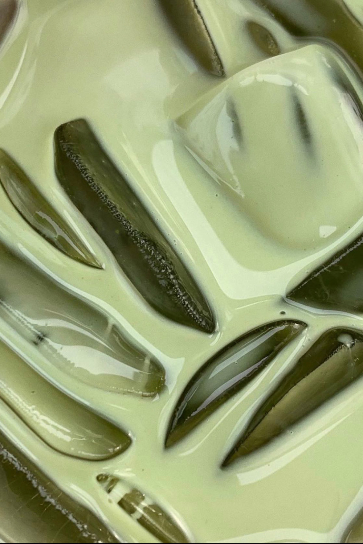 Iced Matcha Recipe | Aesthetic