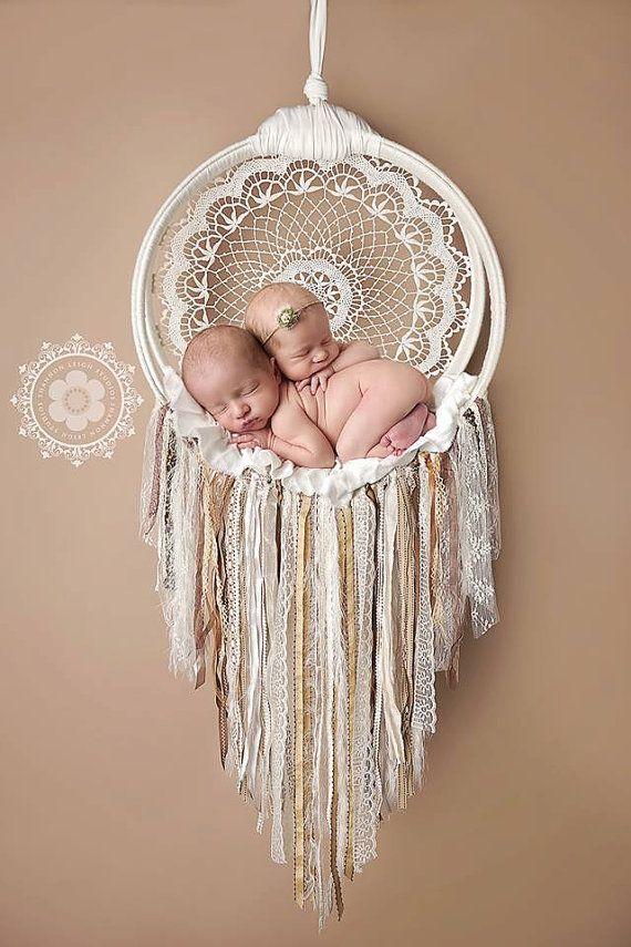 Reserved Custom Newborn Dreamcatcher For Dee Por Dreambabydesign