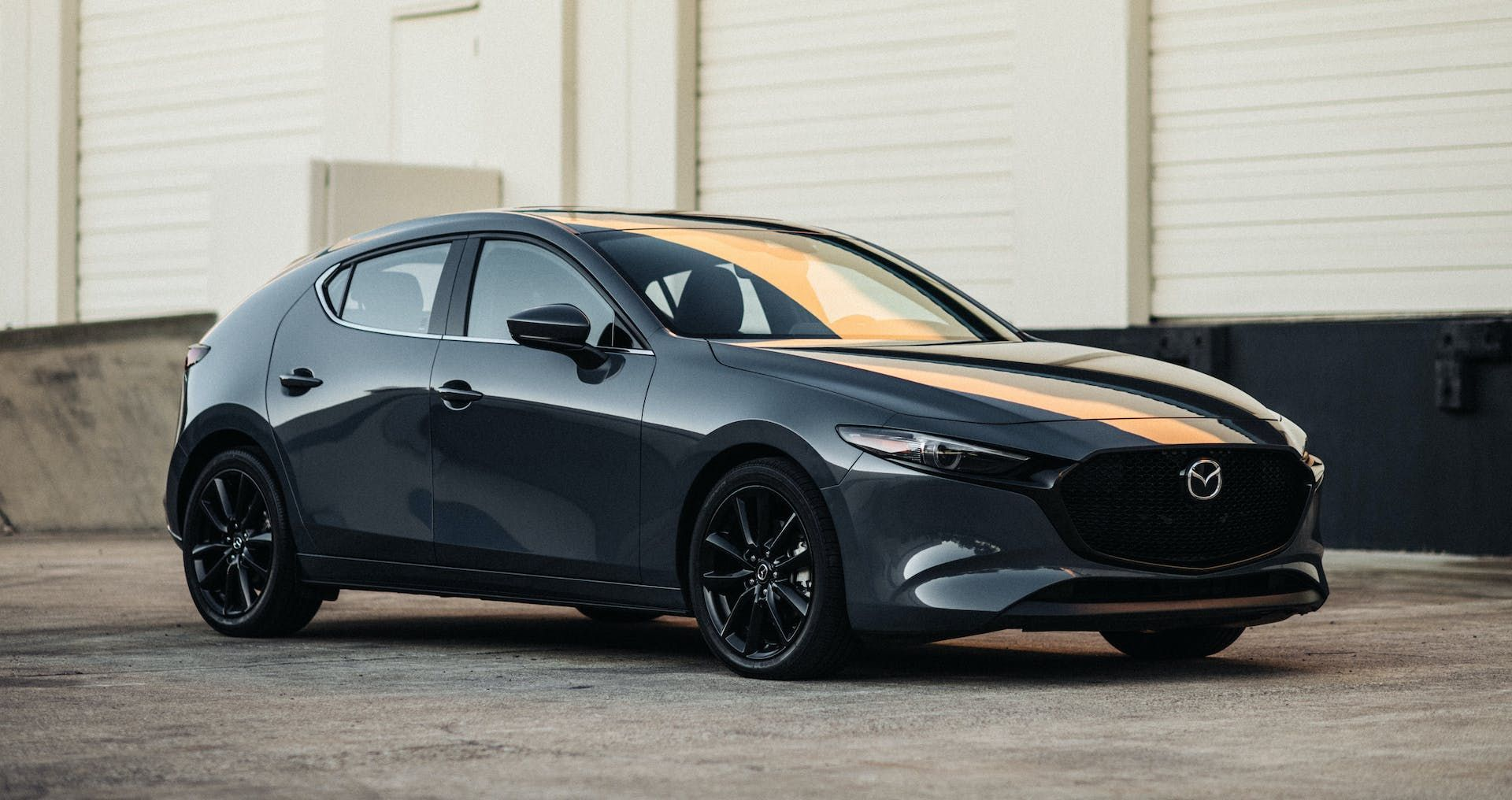 Hear The 2021 Mazda3 Turbo Before We See It In July The Drive Mazda Hatchback Mazda 3 Hatchback Mazda Cars