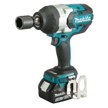 Us 1063 13 Makita 18v Lithium Battery Series Tool Cordless Impact Wrench Charging Brushless Electric Wrench 1000nm Torque Dtw1002rtj Rmj Z Aliexpress Product