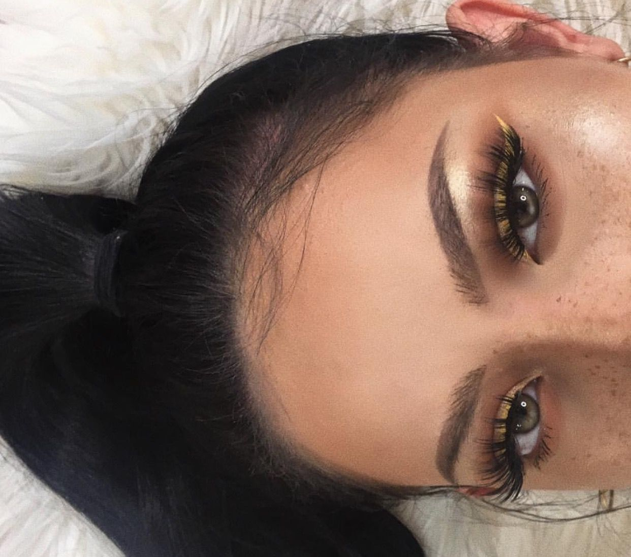 Little nose piercing  Pinterest sallyXO  makeup   Pinterest  Makeup Instagram and Eye