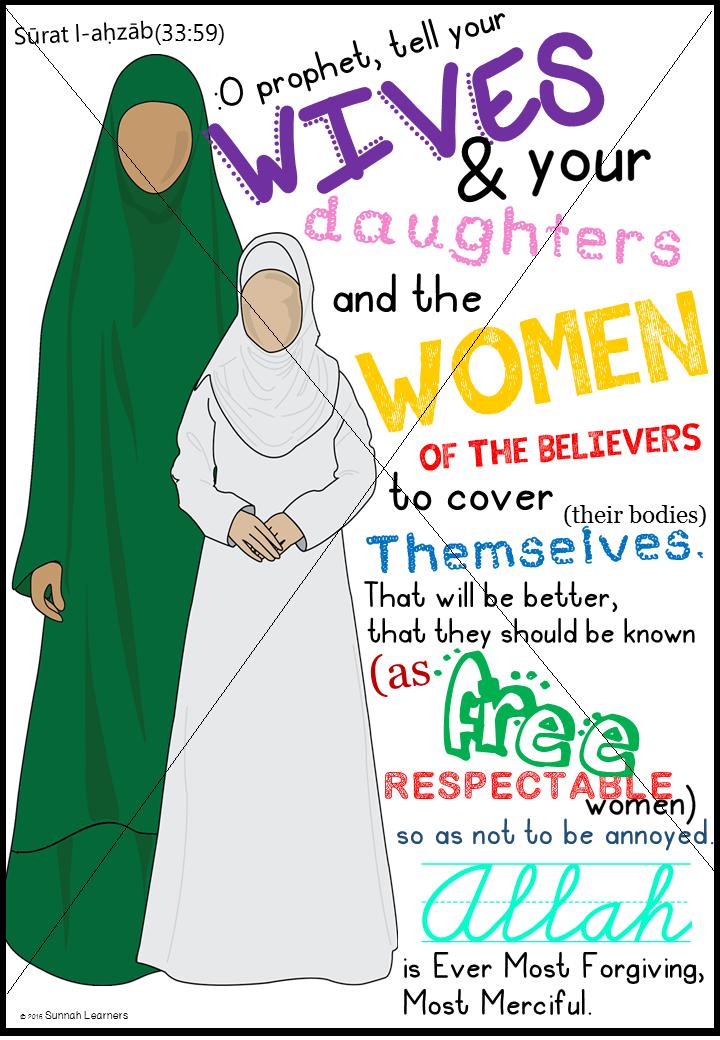 Hijab style hijab