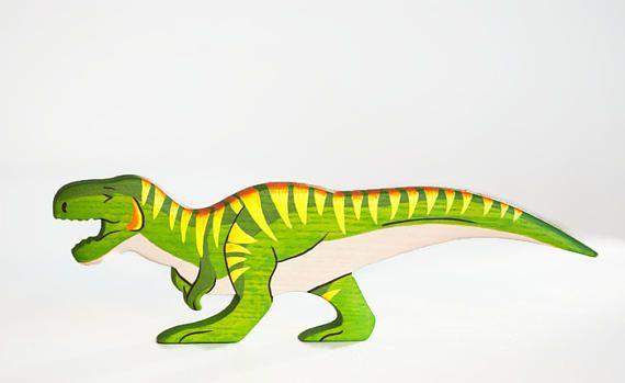 Deze Houten Speelgoed Van De T Rex Zou Een Geweldige Aanvulling Op