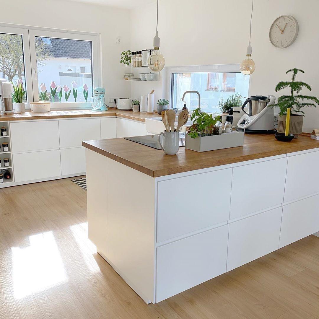 AstuceIdée Décoration   Cuisine moderne, Cuisines maison ...