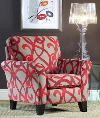 Lovely Gallery For U003e Red Accent Chairs