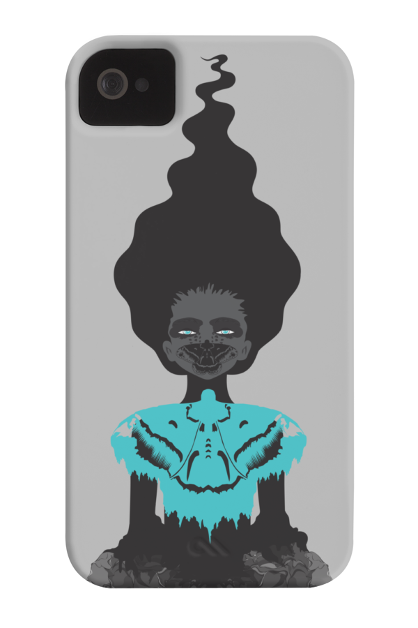 Silent Consciousness Phone Case for iPhone 4/4s,5/5s/5c, iPod Touch, Galaxy S4