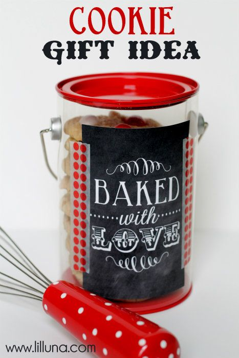 Cake Batter Snickerdoodles Gift + Gratitude Blog Hop Recipe