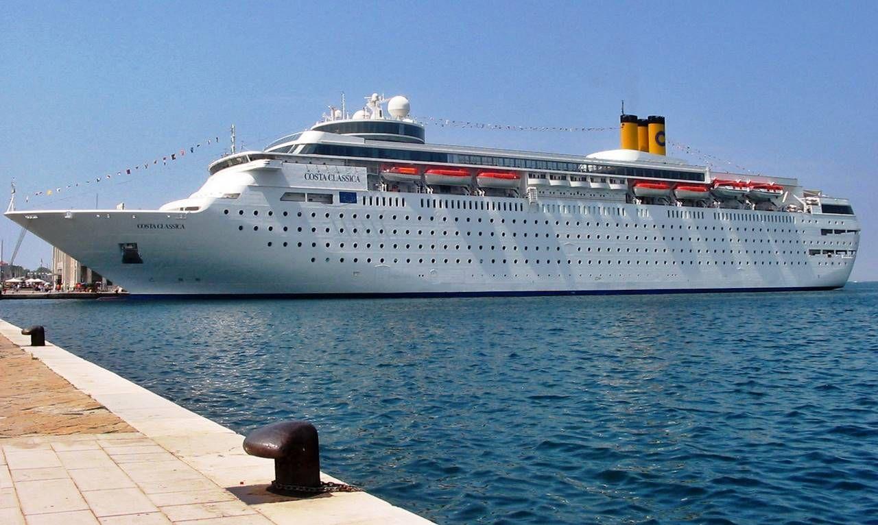 Sciopero bacini a Genova, Costa Crociere sposta a ...