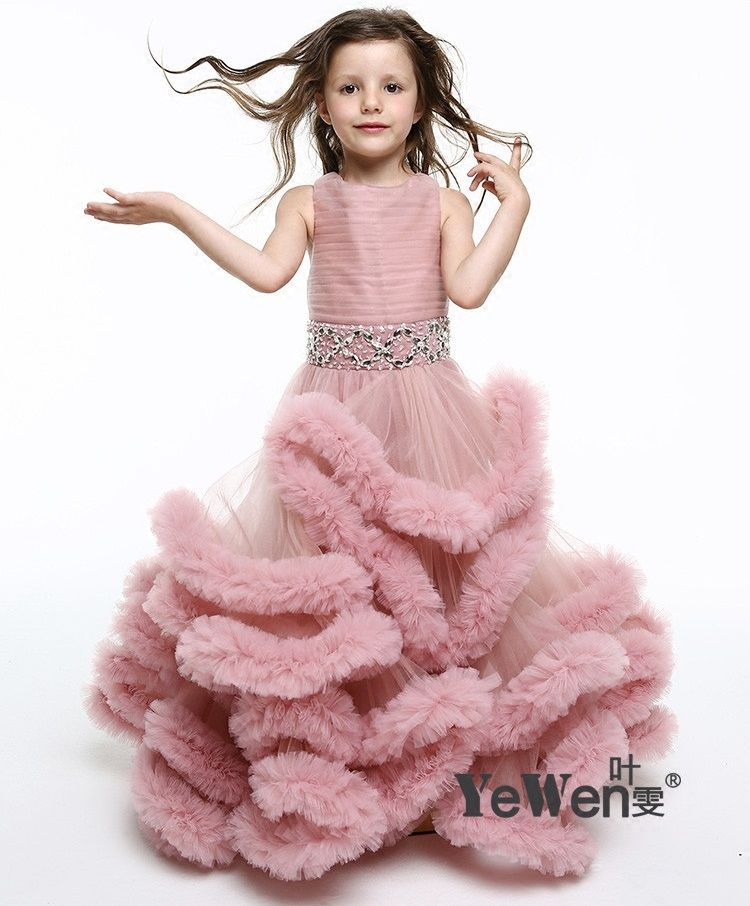 Click To Buy Ball Gowns For Girls Corset Wedding Dresses Turkey Turkish Evening Dres Kids Flower Girl Dresses Kids Party Dresses Infant Flower Girl Dress