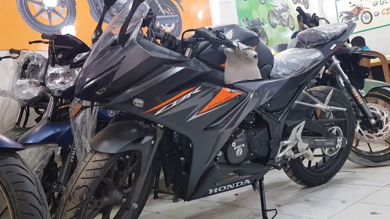 Honda CBR150 ABS 2019 [ Matt Black ] Spec & Price Honda