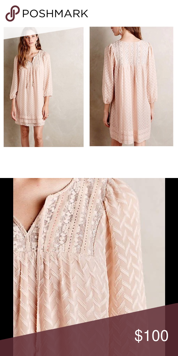 27bc43177e9be Anthropologie    Anwen Peasant Dress Summer boho dress by One September  from Anthropologie