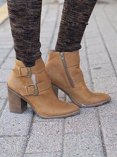 Coats · Trevur Booties by Steve Madden