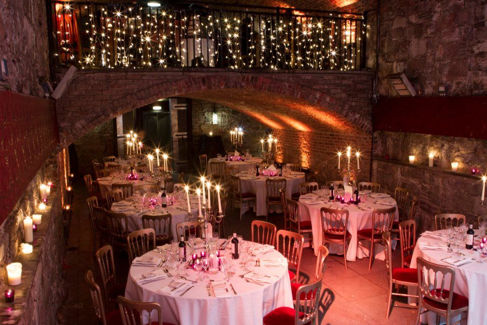 Just Something About The Gothic Charm At The Caves Edinburgh That Makes This An Unusual Wedding Venue Unusual Wedding Venues Unusual Weddings Wedding Venues