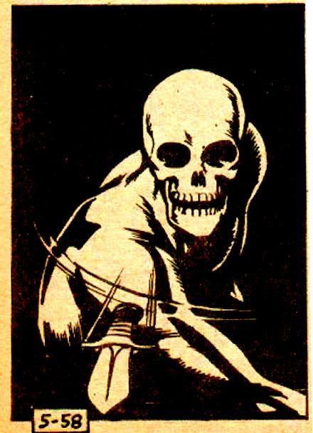 Satanik, fumetto italiano.
