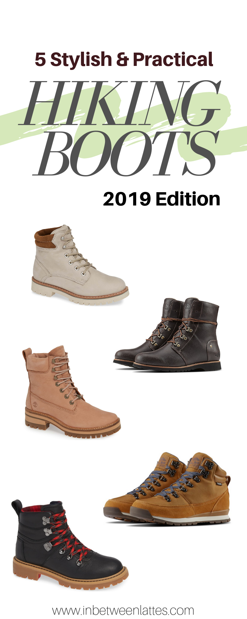 5 Stylish And Practical Hiking Boots For Women 2019 Fave Products