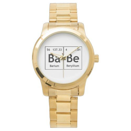 Periodic Table Of Symbol Watches House Designer Today