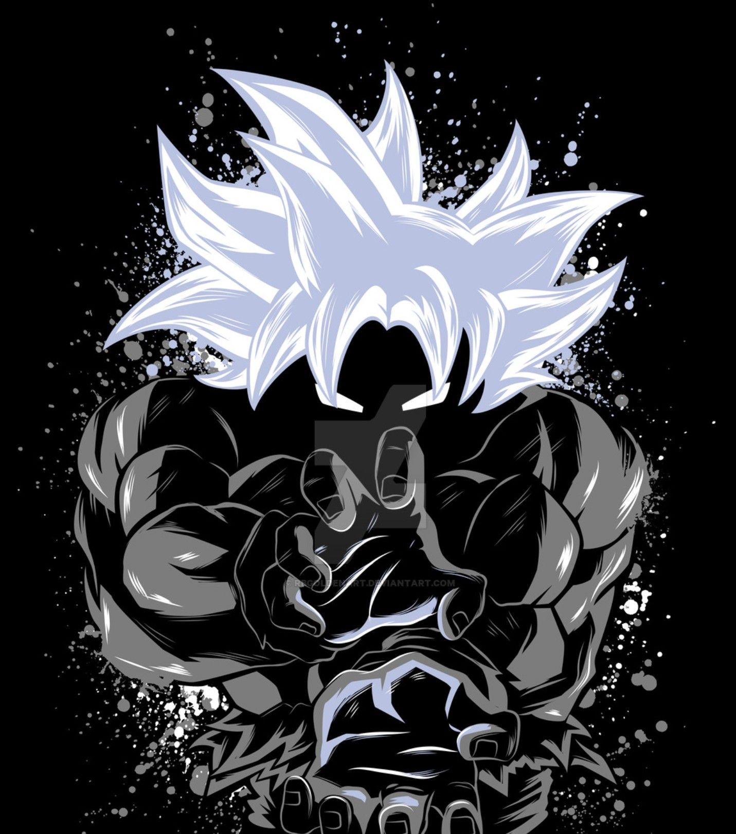 Ultra Instinct Dragon Ball Super Wallpaper: Goku Ultra Instinct, Dragon Ball Super