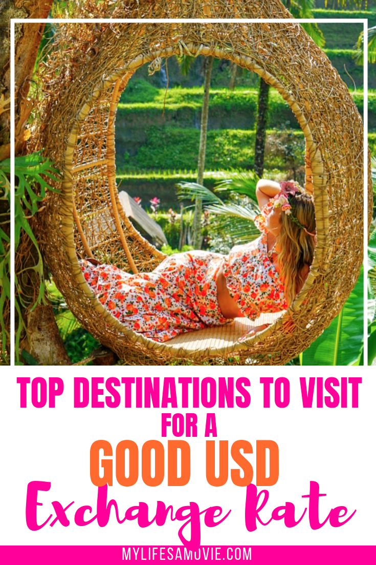 Top Destinations To Visit For A Good Usd Exchange Rate This Year Can Be The