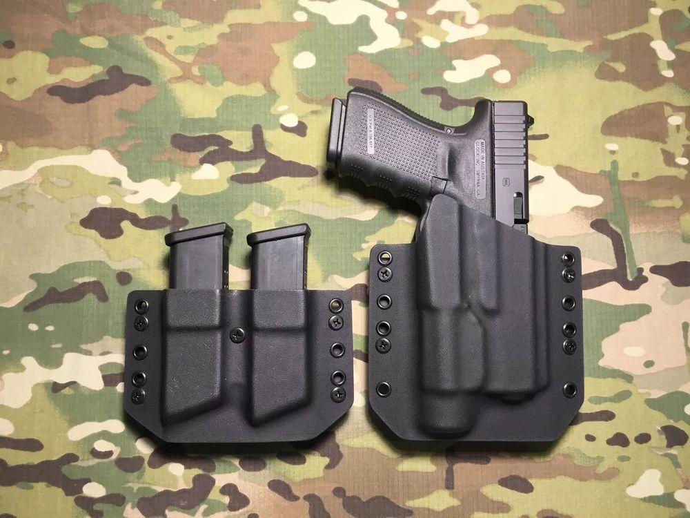Glock 19/23/32 with Streamlight TRL-1, TLR-1S & TLR-1HL