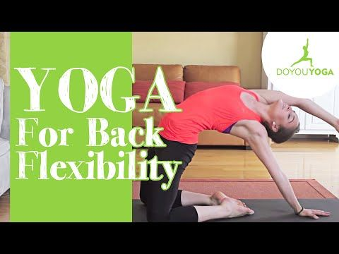 yoga for back flexibility  day 8  30 day yoga challenge