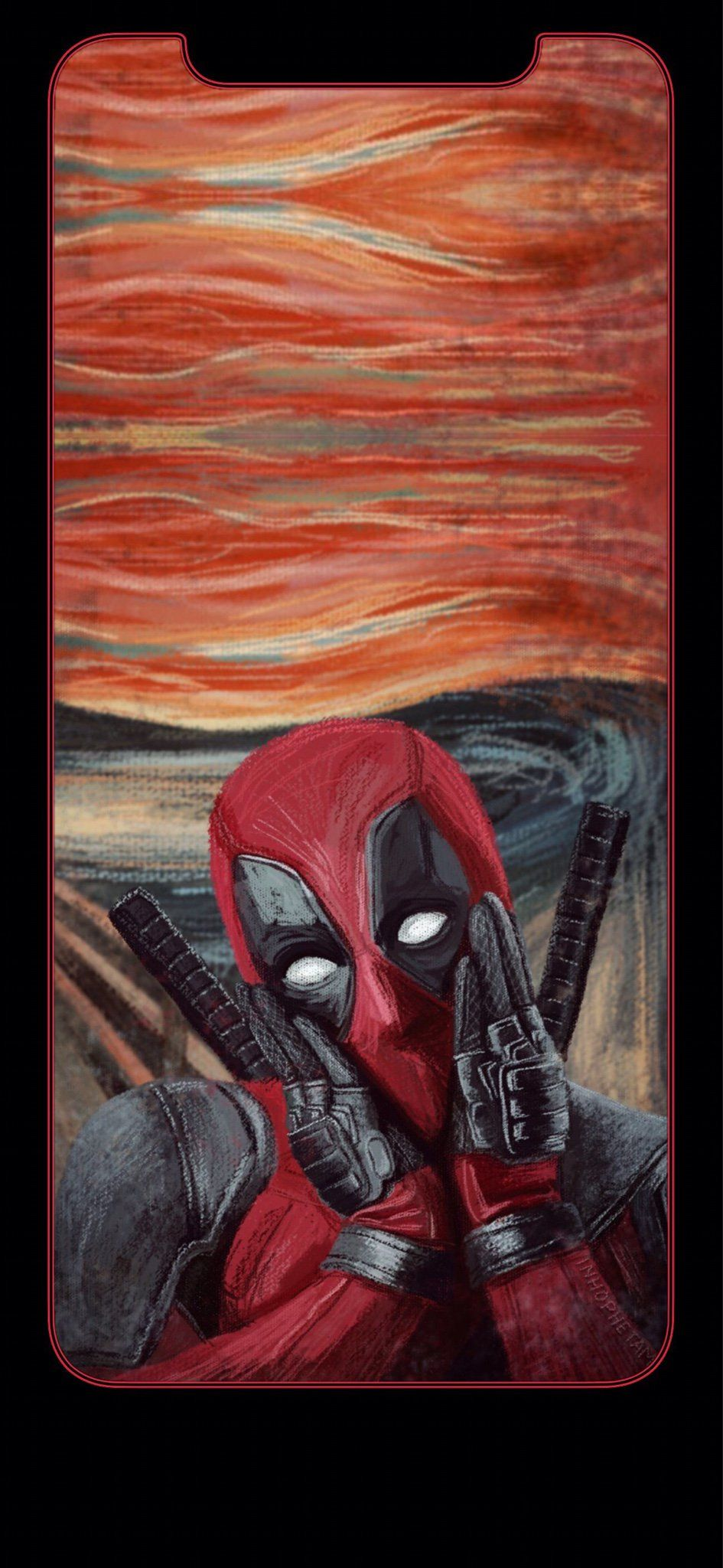 The Iphone X Xs Wallpaper Thread Page 50 Iphone Ipad Ipod Forums At Imore Com Deadpool Wallpaper Iphone Cool Wallpapers For Phones Deadpool Wallpaper