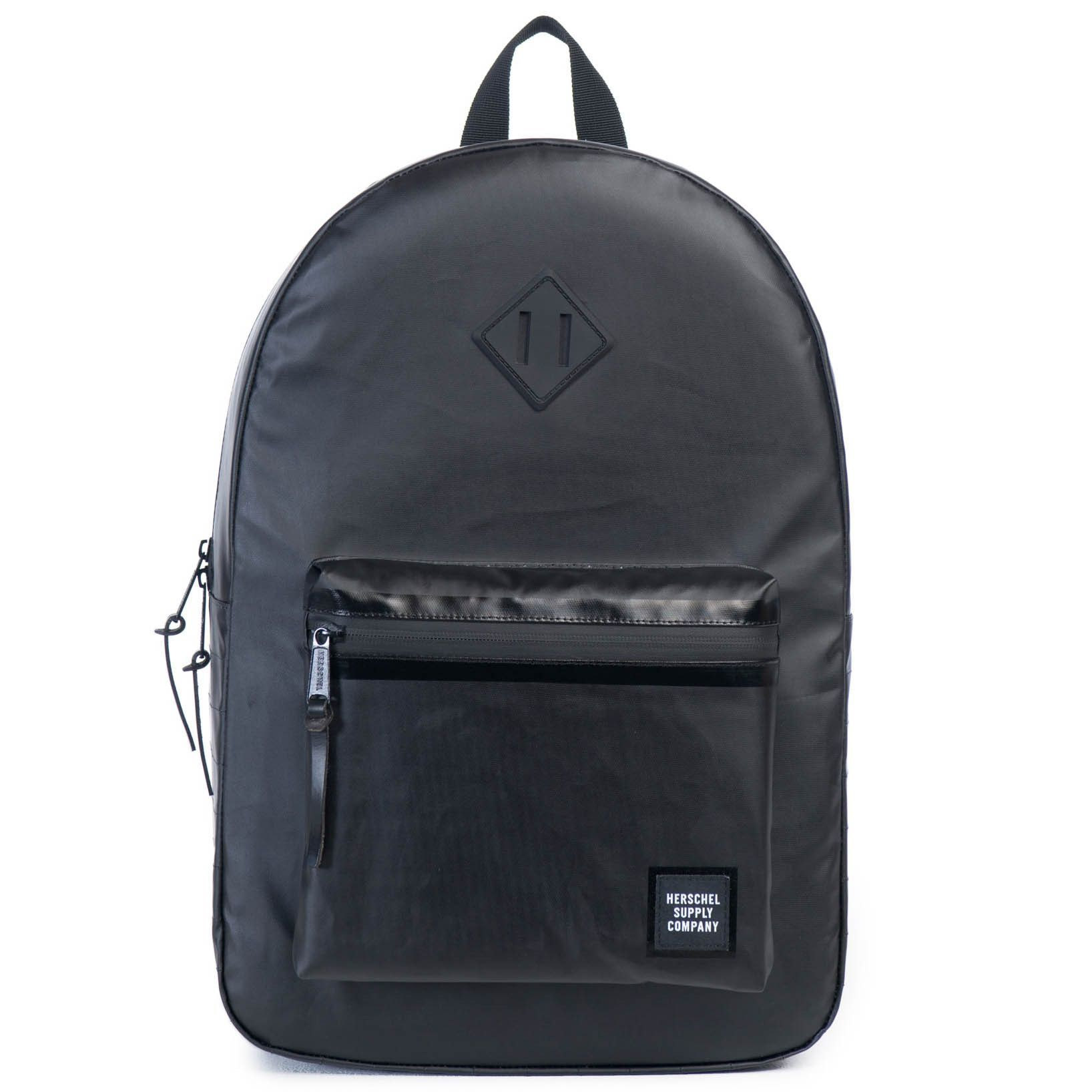 7d9a48e57a Herschel Supply Co. Ruskin Backpack - Black Polycoat