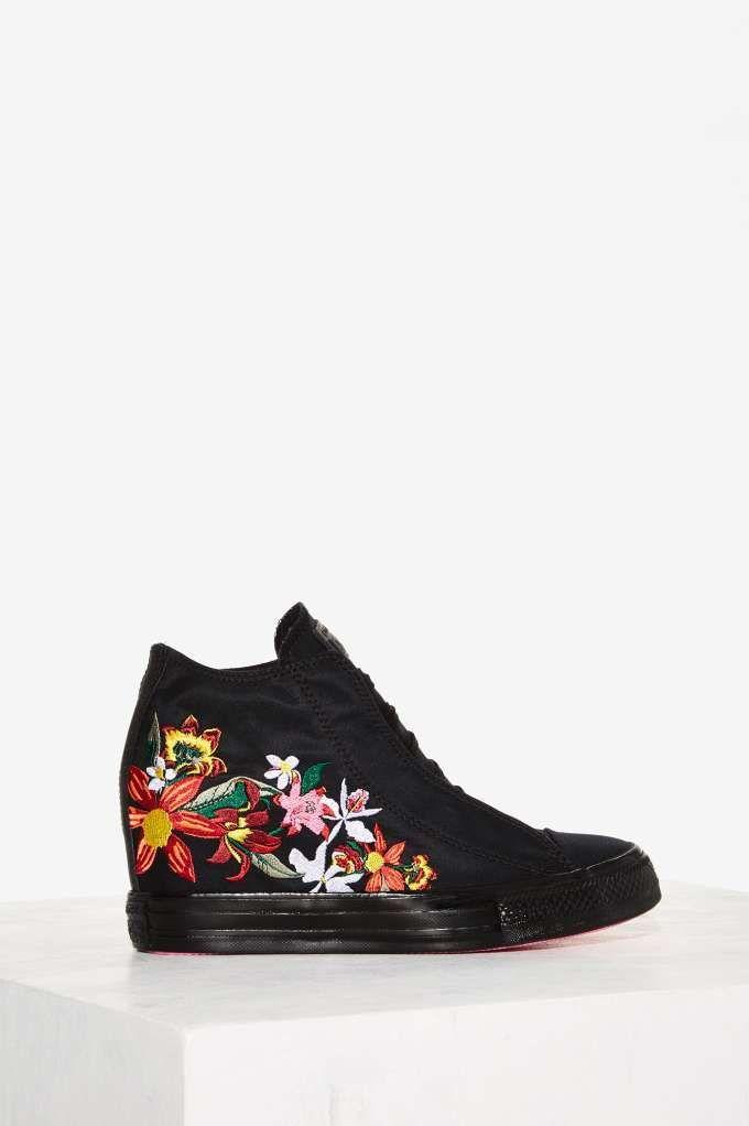 e823bf99ba46 Converse x PatBo Chuck Taylor All Star Lux Mid High-Top Sneaker ...
