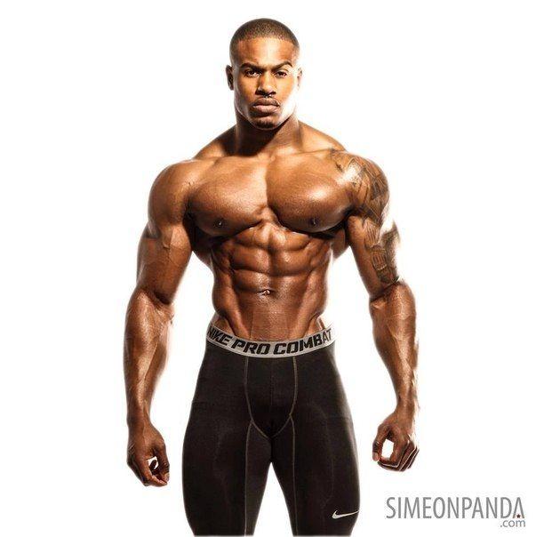 Simeon Panda | Simeon Panda | Pinterest | Bodybuilder