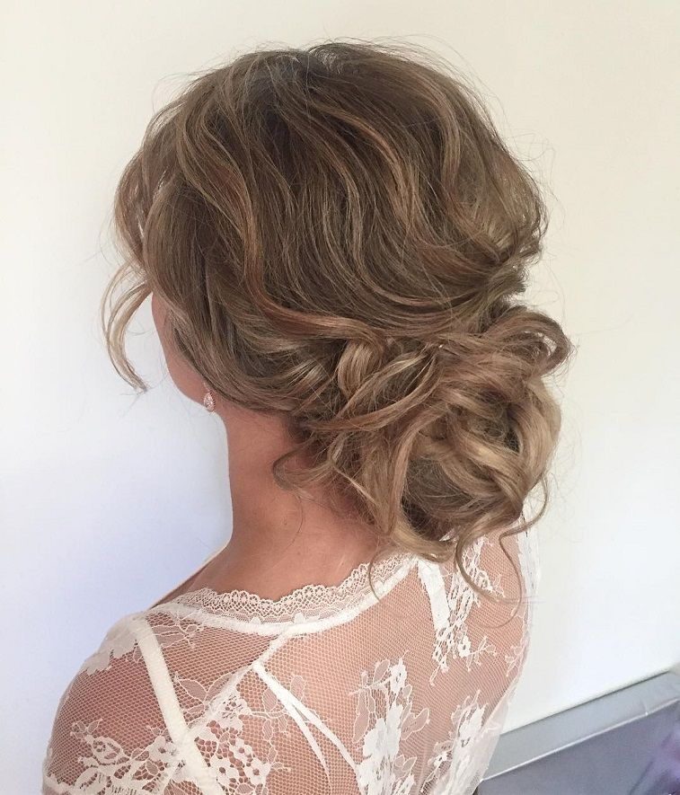 Hairstyles For Wedding Parties: Romantic Wedding Hairstyles To Inspire You