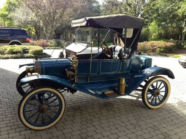 1911 Ford Model T Torpedo Runabout Classic Cars Vintage Vintage