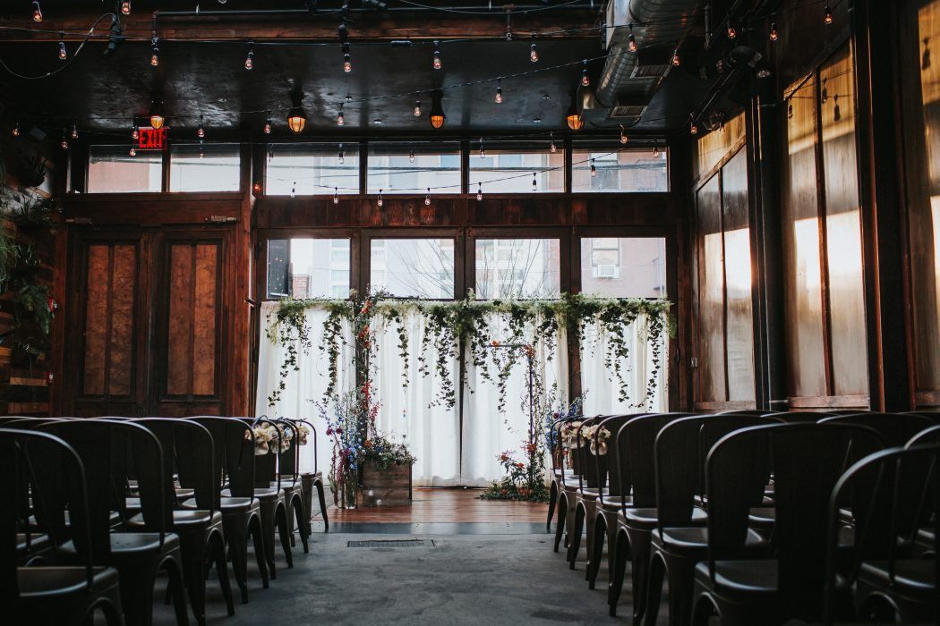 The One Type Of Wedding Venue Every Bride Should Consider Wedding