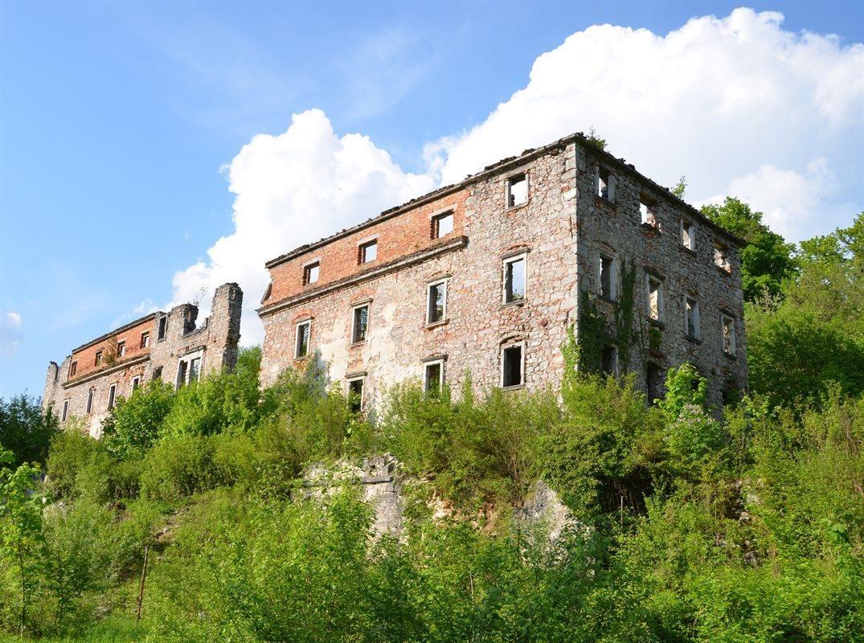 Trimček okoli Malenščice - Grad Haasberg - Izletne poti - GeaGo
