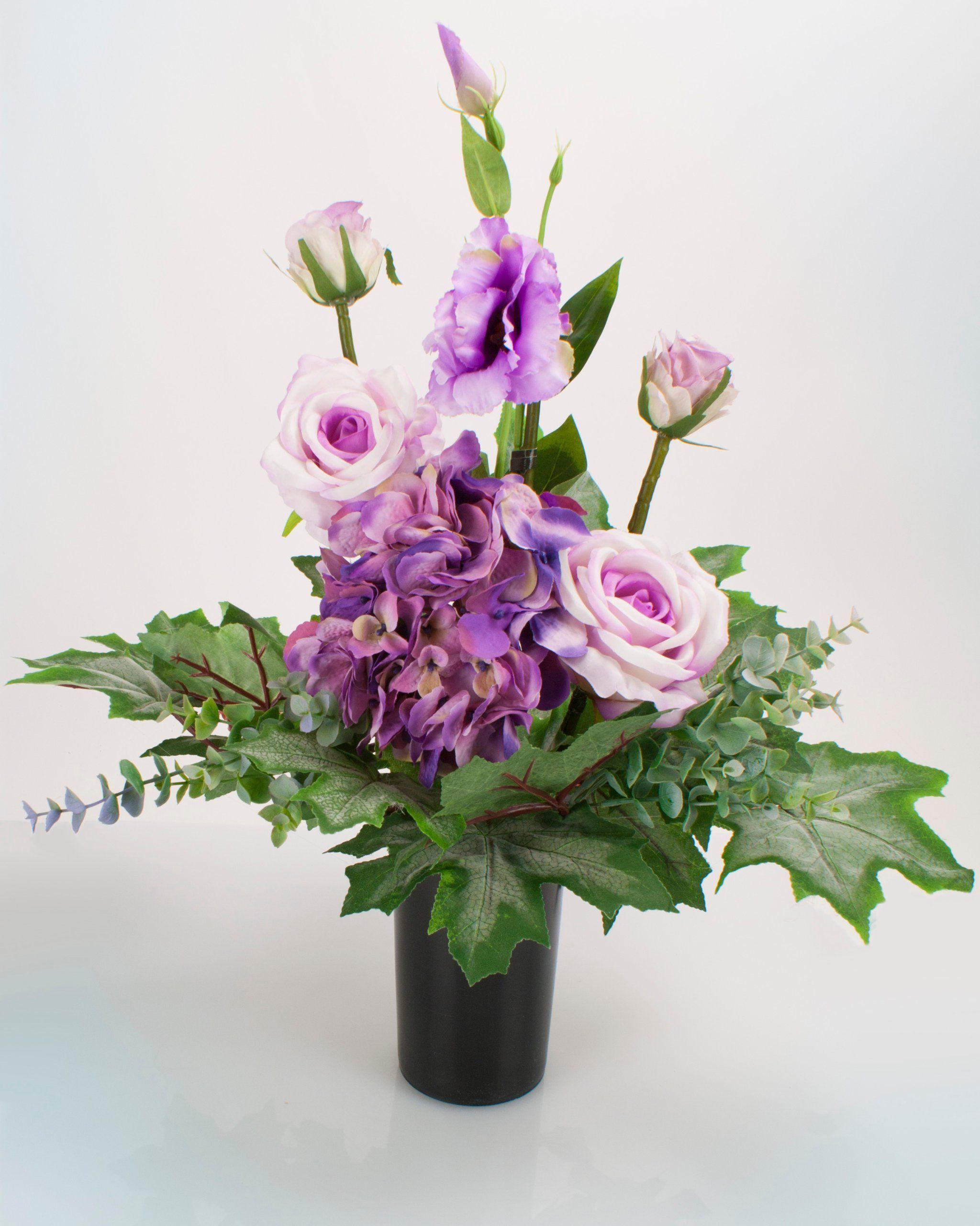 Kup Teraz Na Allegro Pl Za 129 00 Zl Sztuczne Kwiaty Na Grob Stroik Bukiet Kompozycja 7188685203 Allegro Pl Rad Floral Arrangements Floral Arrangement