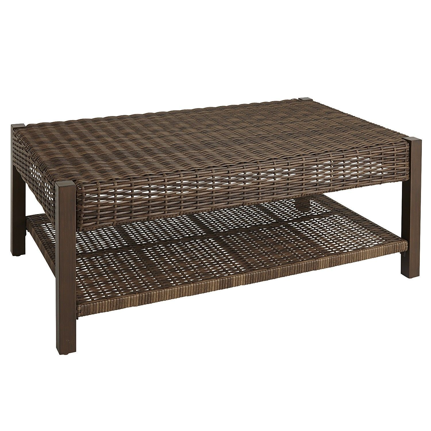 Echo Beach Coffee Table Latte Pier 1 Imports With Images
