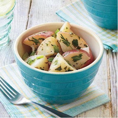 ¡4 alternativas de ensalada de papas! | Recetas de Cocina