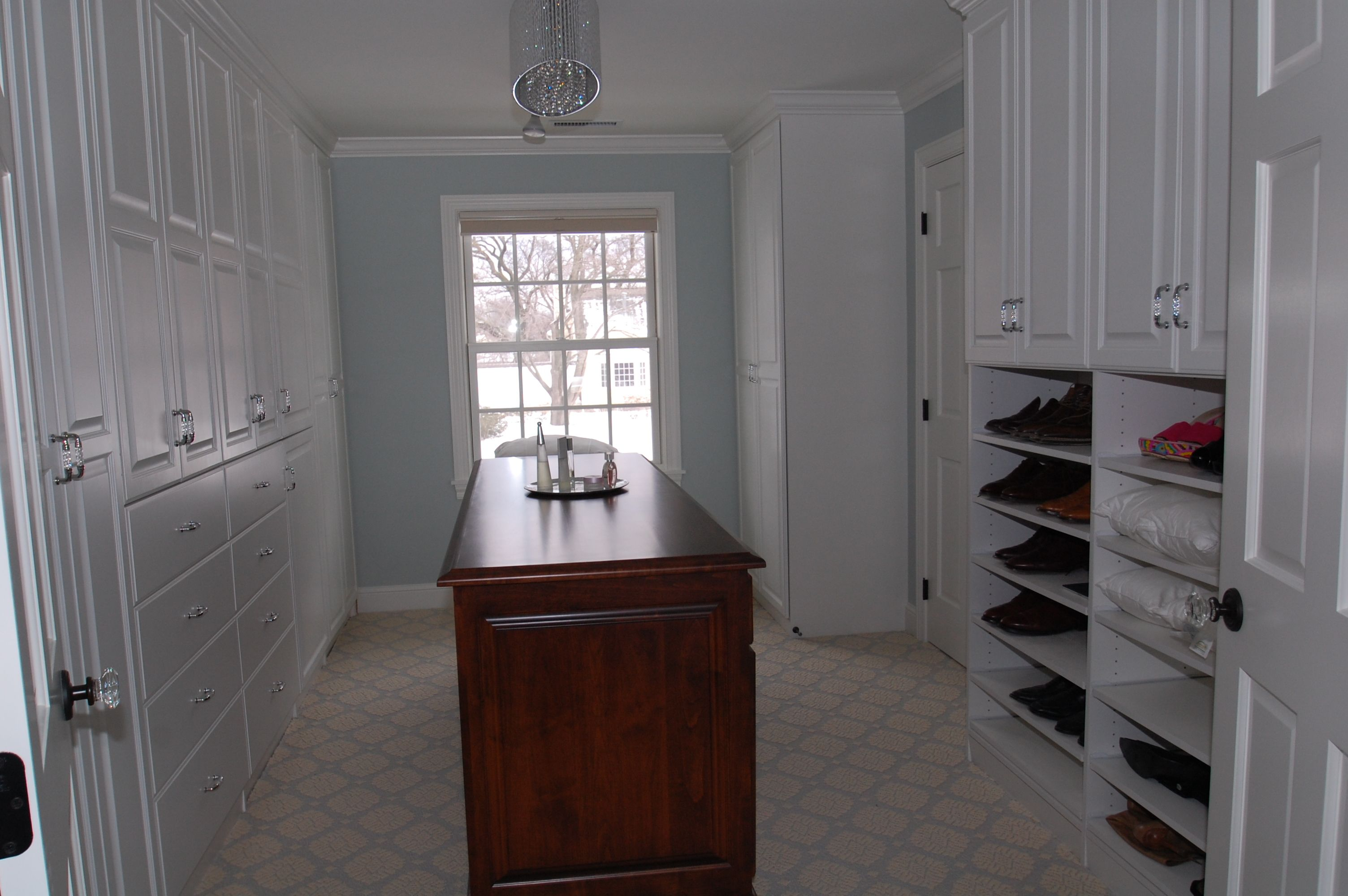 Deluxe Closet From Twin Cities Closet Company. I Wish I Had Enough Clothes  To Need