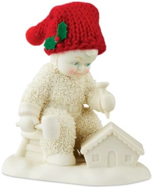 Department 56 Snowbabies Home For the Holidays Figurine