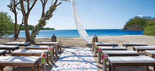 Dreams Las Mareas Luxury All Inclusive Costa Rica Honeymoon Vacation And Wedding Packages Made Easy Ages Will Love This Resort