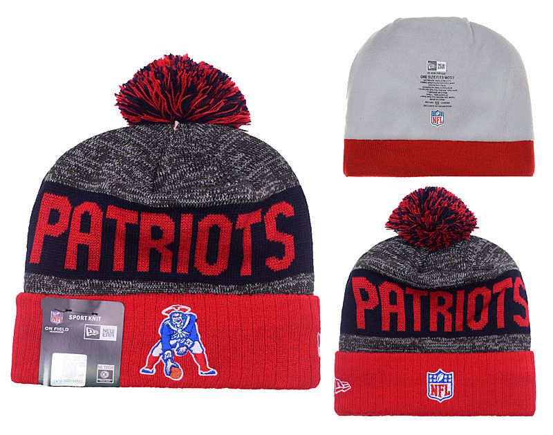 3c9392a242d5b NFL New England Patriots New Era Beanies Sports Knitted Caps Hats ...