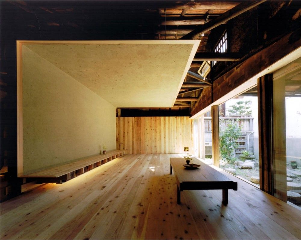 Akustik sk rm architecture pinterest innenarchitektur architektur und japanische architektur - Japanische innenarchitektur ...