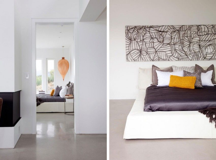 Interieur In Weis Und Marmor Blockhaus Bilder   Möbelideen