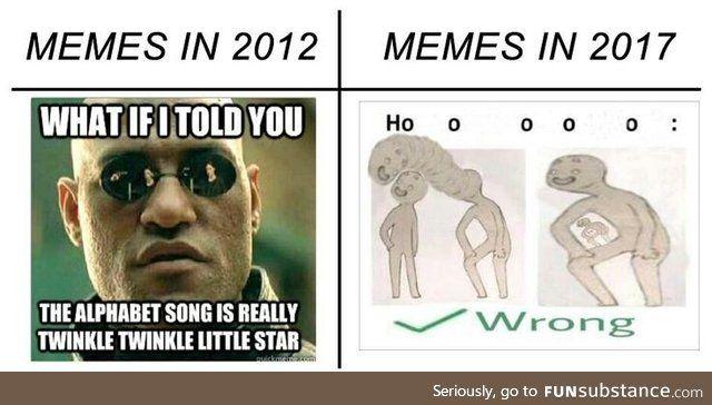 I Miss The Old Memes Funsubstance Internet Funny Old Memes Stupid Memes