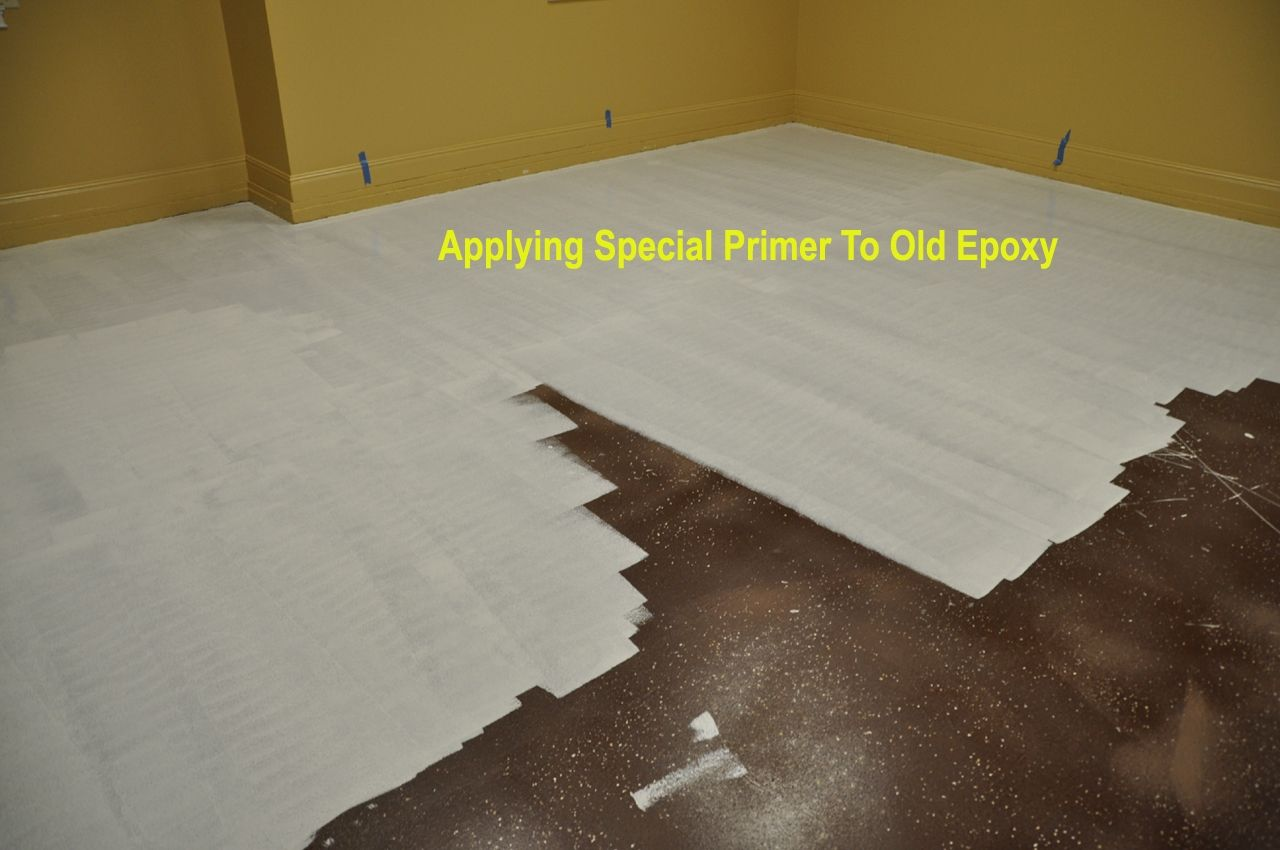 Sealing Asbestos Floor Tiles With Epoxy Httpnextsoftcom - Epoxy floor coating over asbestos tile