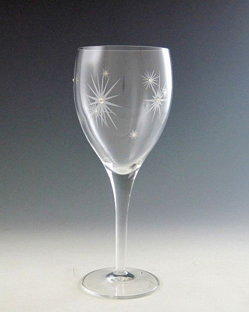 7e6e45def57 Twinkle Wine Glasses (Set of 2)