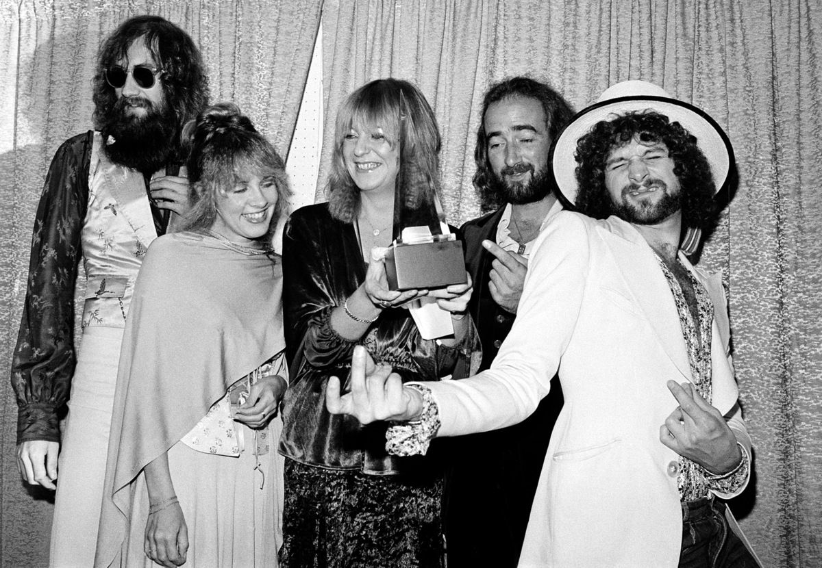 The 10 Greatest Albums Of The 60s And 70s Mick Fleetwood Fleetwood Mac Stevie Nicks Fleetwood Mac