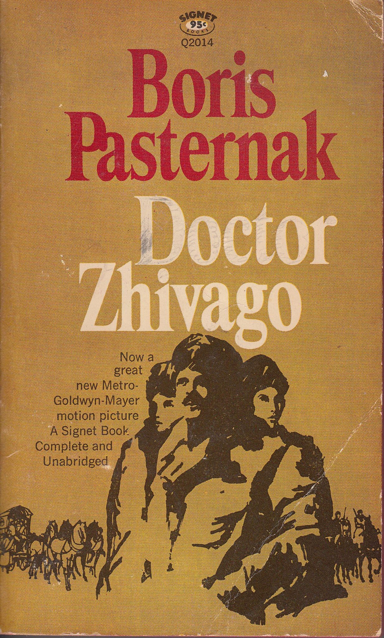 Doctor Zhivago | Dr zhivago, Doctor zhivago book, Romantic books
