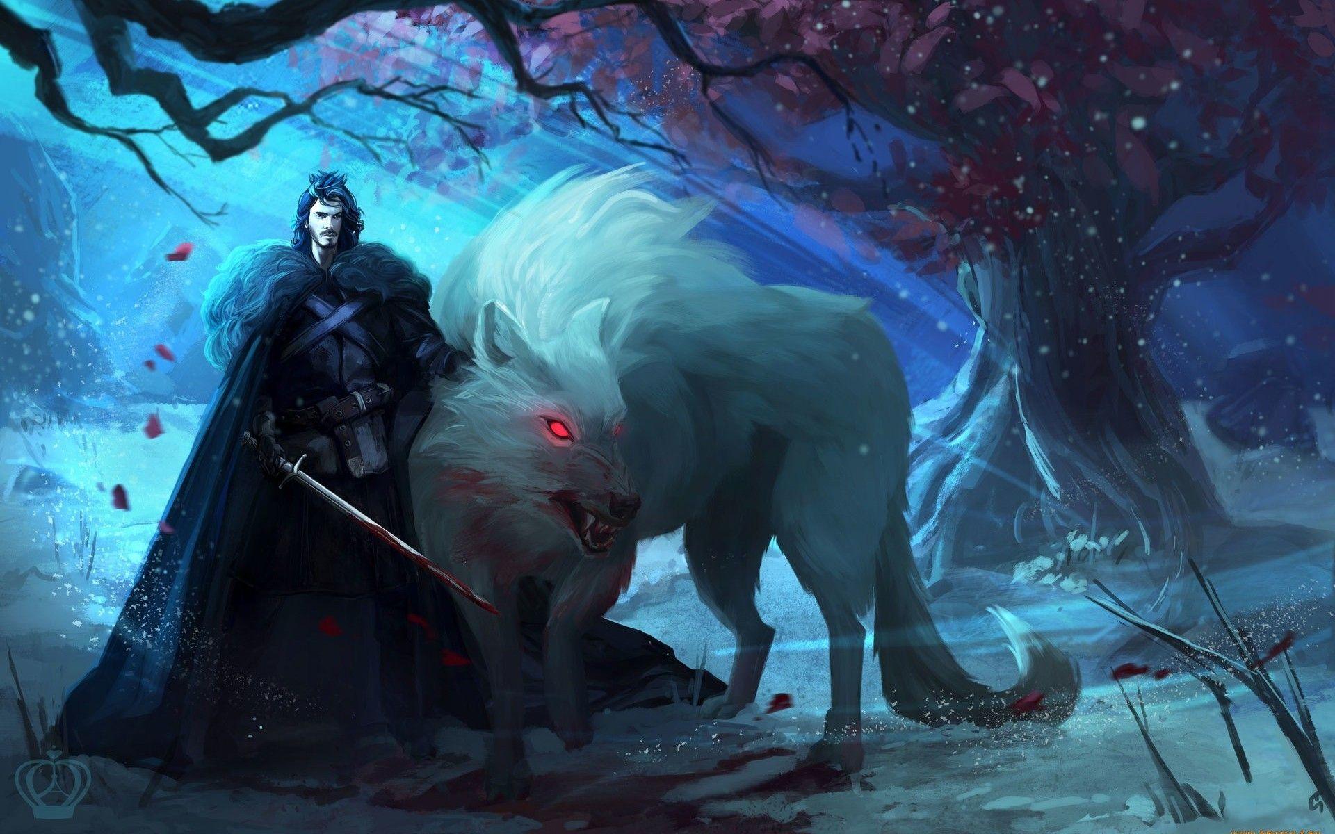 General 1920x1200 Game Of Thrones Wolf Direwolves Direwolf Concept