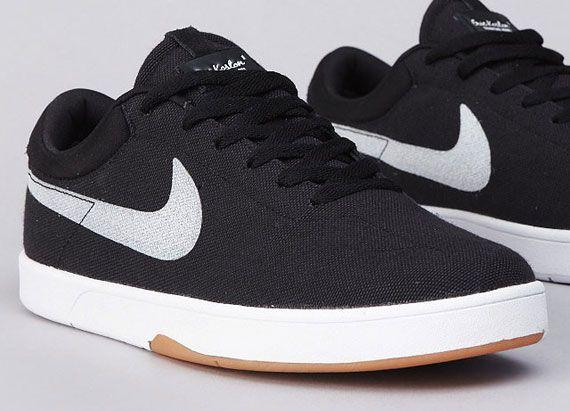 nike eric koston se black white Nike Eric Koston SE Black White